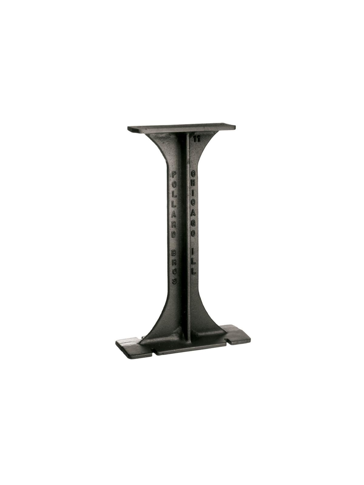 pedestal for locker room bench 330