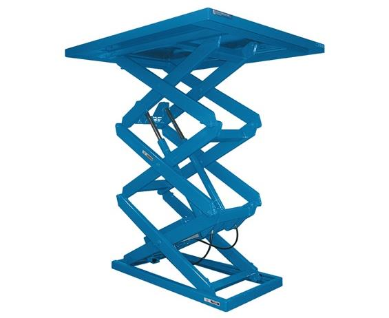 MULTI-STAGE SERIES SCISSORS LIFT TABLES
