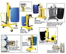 EASYLIFT DRUM AND ROLL TRANSPORTERS